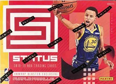 NBA 2018-19 Panini Status Blaster Target