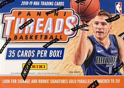 NBA 2018-19 Panini Threads Blaster