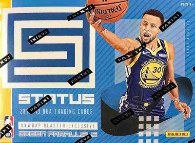 NBA 2018-19 Panini Status Blaster Walmart