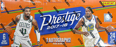 NBA 2017-18 Panini Prestige Hobby