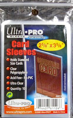 カードスリーブ Ultra Pro(100枚入り)