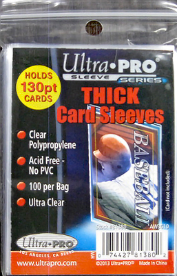 カードスリーブ Thick Ultra Pro(100枚入り)
