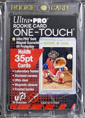 ワンタッチマグネットホルダー Rookie Card 35PT Ultra Pro