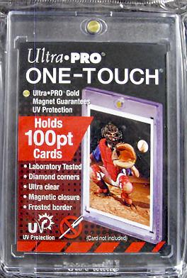 ワンタッチマグネットホルダー 100PT Ultra Pro