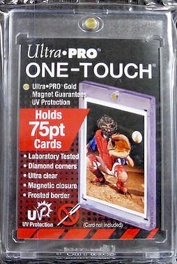 ワンタッチマグネットホルダー 75PT Ultra Pro