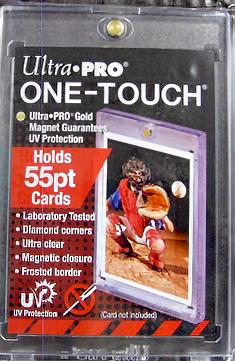 ワンタッチマグネットホルダー 55PT Ultra Pro