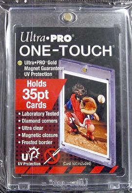 ワンタッチマグネットホルダー 35PT Ultra Pro