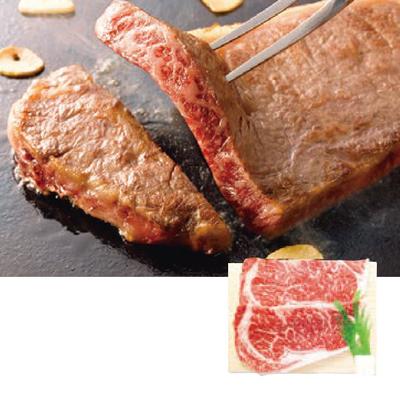 蔵王牛ロースステーキ
