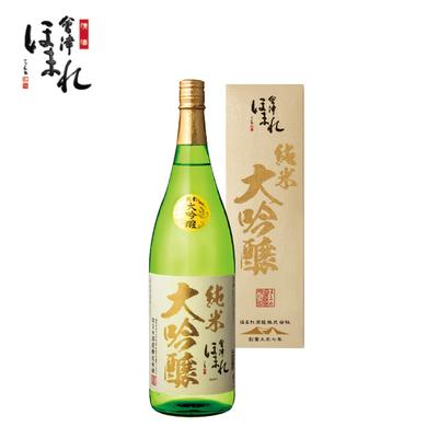 会津ほまれ純米大吟醸 極 1.8L