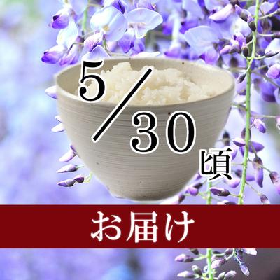 佐渡米コシヒカリ 5kg・10kg(2019/05/30頃)