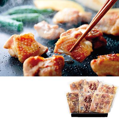 みつせ鶏焼き三昧(3種)