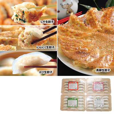 餃子の王国 餃子4種セット