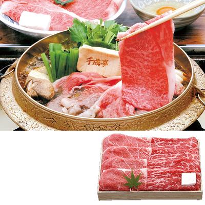 近江牛肉 すき焼き 400g