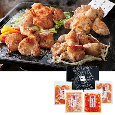 華味鳥 鶏トロジューシー焼き 4P