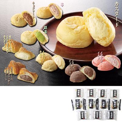 清水屋の生クリームパン 食べ比べセット