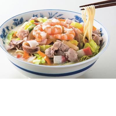 具付き長崎ちゃんぽん(海鮮、プレーン)4食