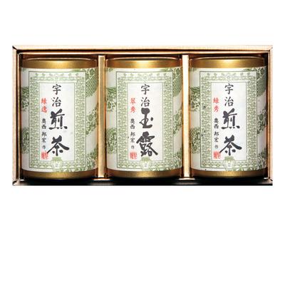 宇治銘茶 3本