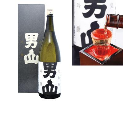 気仙沼男山 吟醸酒