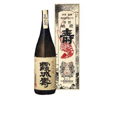 寿虎屋酒造 霞城寿 純米吟醸