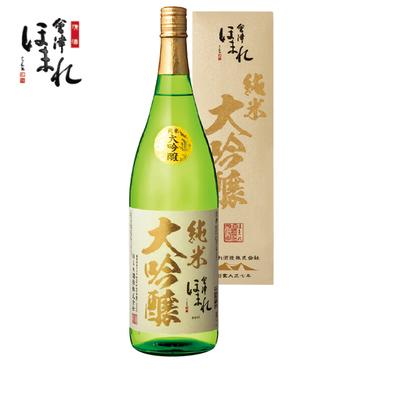 会津ほまれ 純米大吟醸 極 1.8L