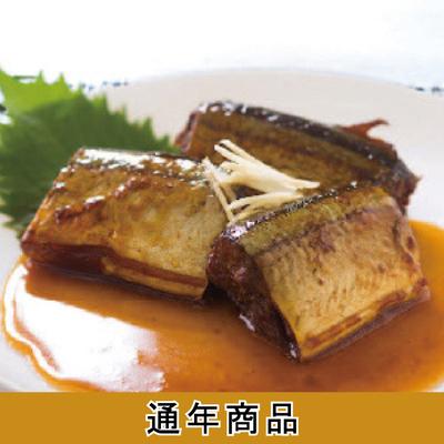 レンジで味わう「魚やの煮付」