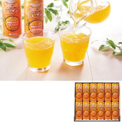 つぶつぶオレンジ