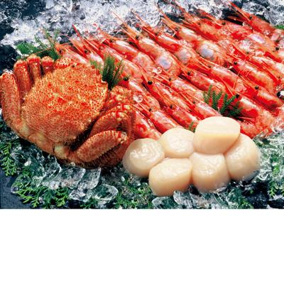 海鮮三種詰合せ