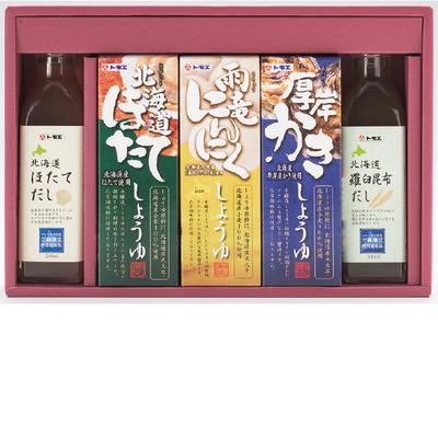 トモエ 北海道こだわり調味料