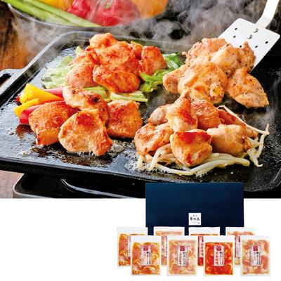 博多華味鳥 鶏とろジューシー焼き TJC-8