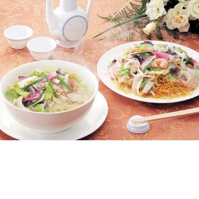 長崎ちゃんぽん・皿うどん(各4食)詰合せ