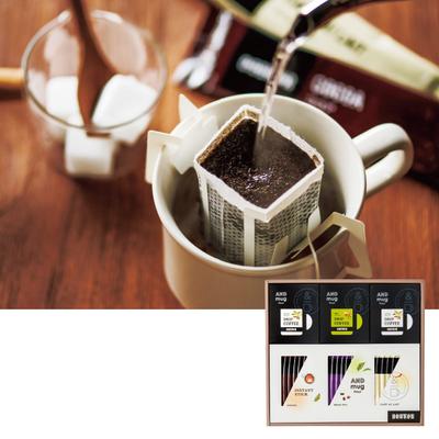 ドトールコーヒー ドリップ&スティックセット 36個