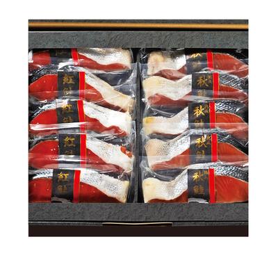 紅鮭・秋鮭切身