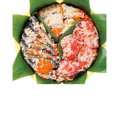 飯寿司三種セット