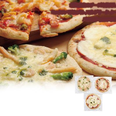 北海道チーズピザ