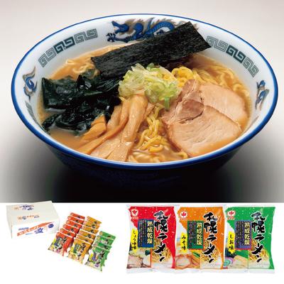 熟成乾燥 札幌ラーメン(16食)
