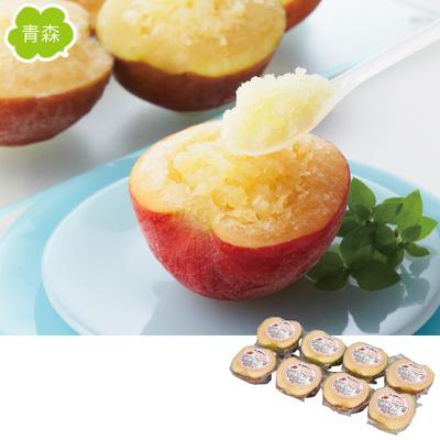 ミスター完熟りんご シャーベット in Apple 8個入
