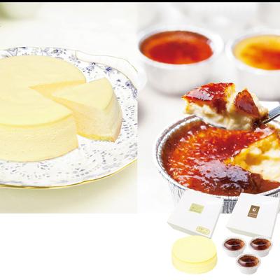 mowmow-farm ブリュレ&生熟チーズ