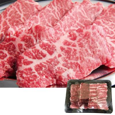 ふらの和牛モモバラ焼肉