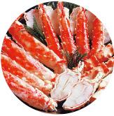 生鮮海産品・かに