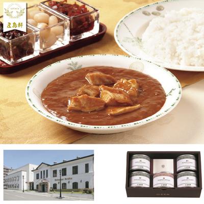 五島軒 カレー&スープ 5缶セット