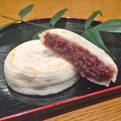 冷凍 梅ヶ枝餅20個・飛梅漬け(小梅)セット