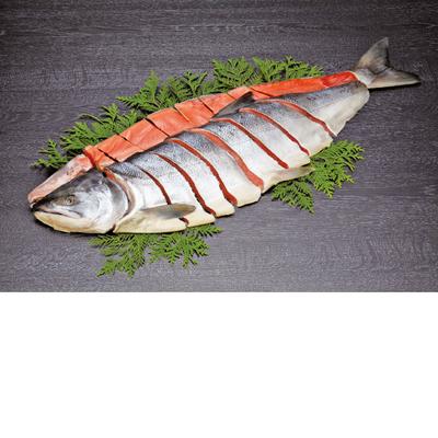 新巻鮭姿切身