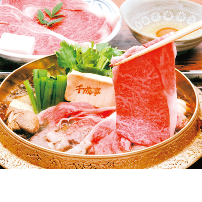 近江牛肉 すき焼き 800g