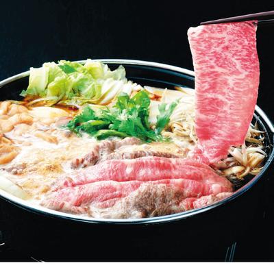 オリーブ牛 すき焼き用 400g
