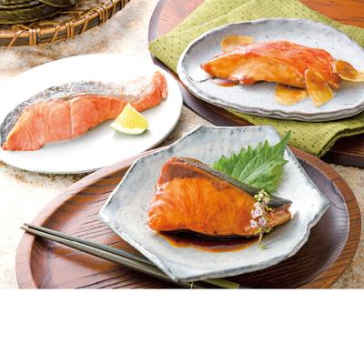 氷温熟成 煮魚・焼魚ギフトセット