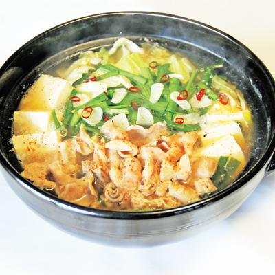 気仙沼ホルモン鍋用セット
