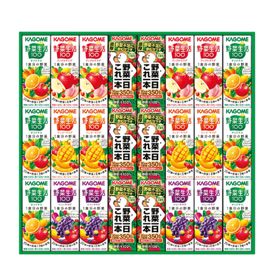 健康野菜飲料ギフト KYJ-30R