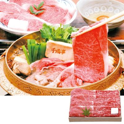 近江牛肉 すき焼き800g