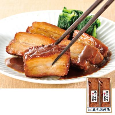 米久の晩餐 豚肉の味噌煮込み