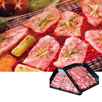 岩手県産早池峰三元豚焼肉セット